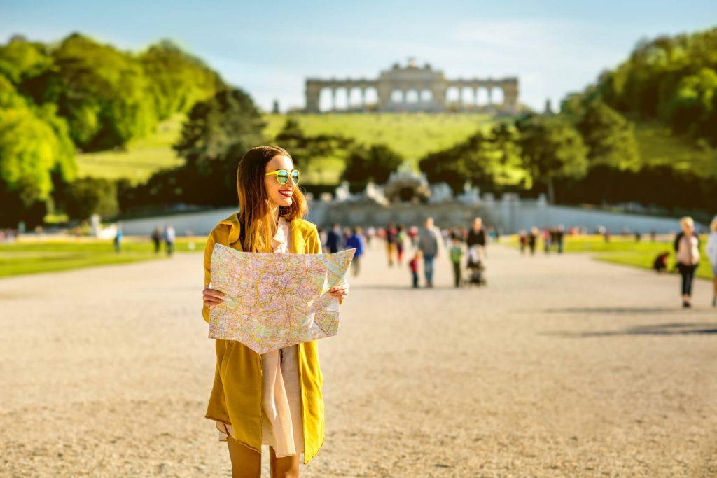 Do Wiednia na weekend: Pałac Schönbrunn