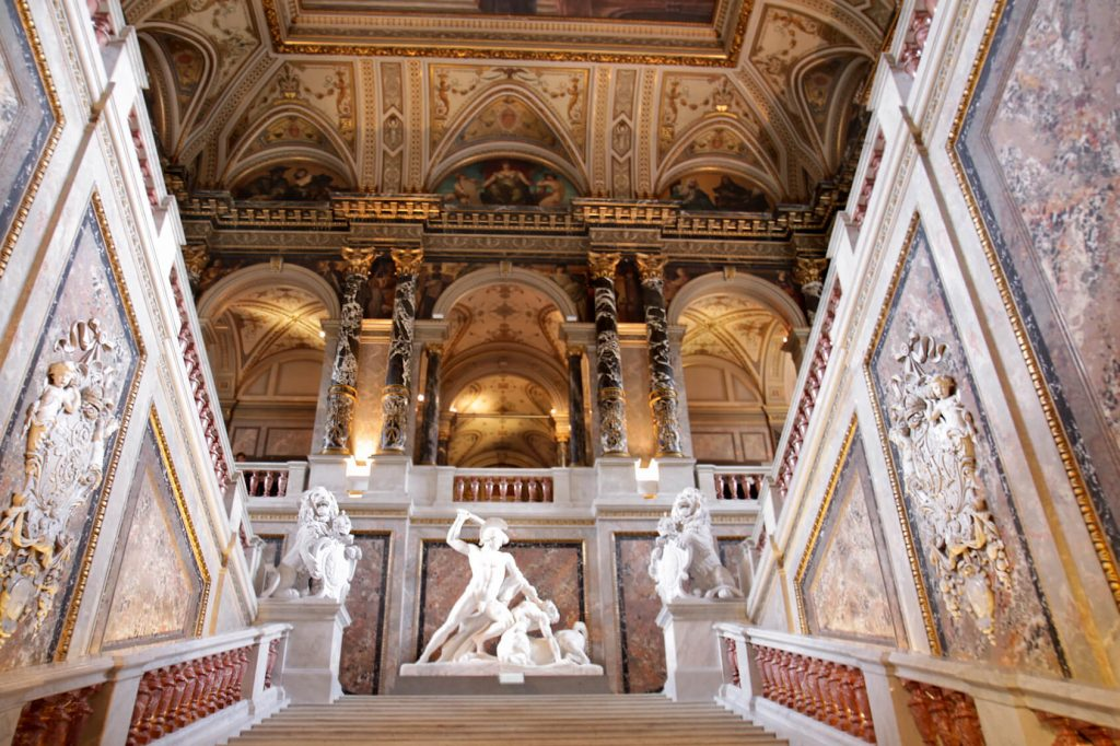 Do Wiednia na weekend: Kunsthistorisches Museum