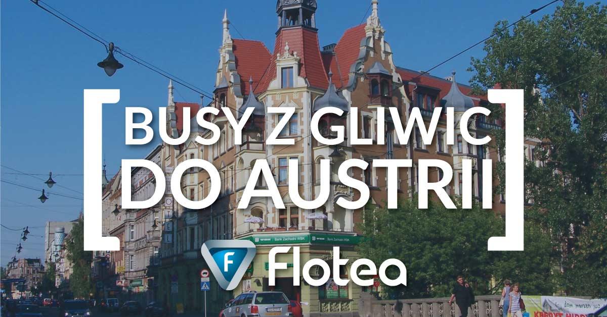 Busy Gliwice Austria od 99zł