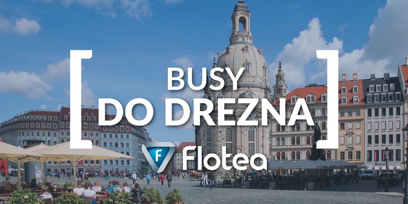 Busy do Drezna (Niemcy) – sprawdź przejazdy do Drezna
