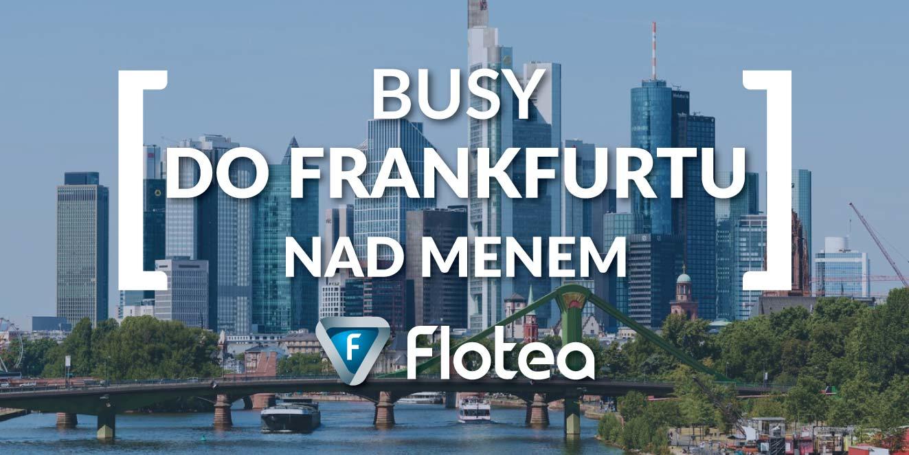 Busy do Frankfurtu nad Menem – sprawdź na Flotea.pl