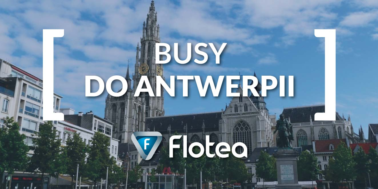 Busy do Antwerpii