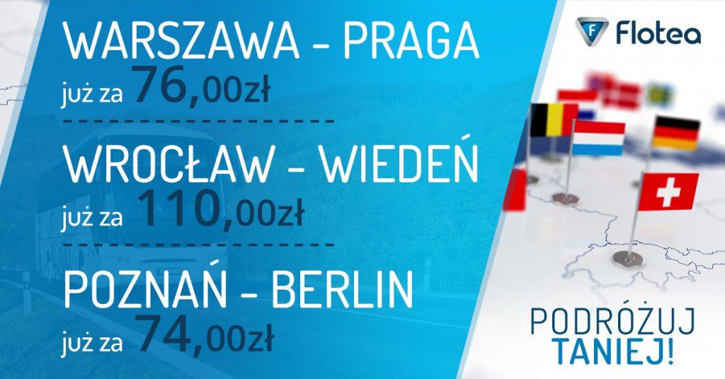 bilety autokarowe Polka - Austria