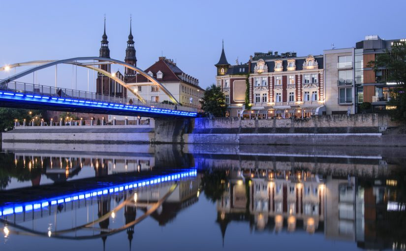 Opole miasto przewozu Osób