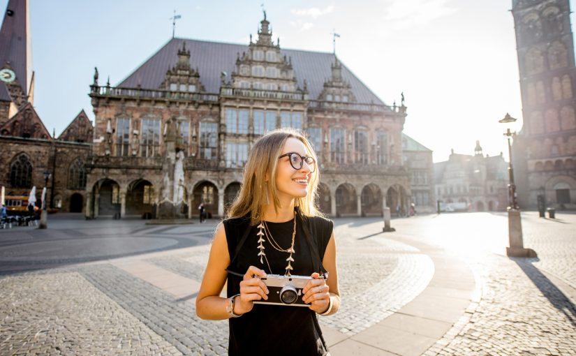 Bremen przypomina Holandię