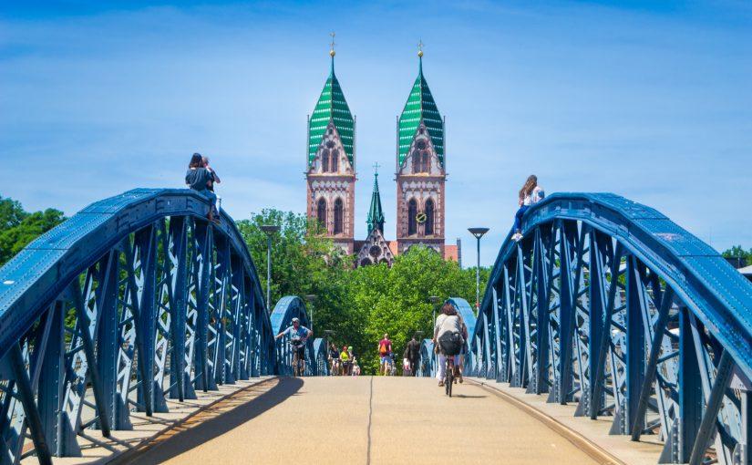 Wielka Historia Freiburga i przewozy osób Niemcy-Polska