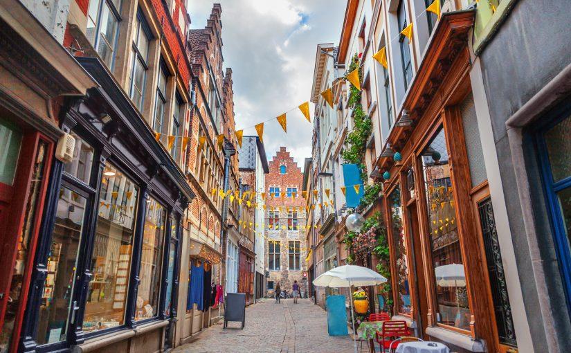 Autobusem do Gent – najbogatszego miasto w Europie w średniowieczu
